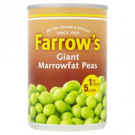 Farrow Marrowfat Peas 538g
