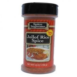 Spices Supreme Jollof Rice...