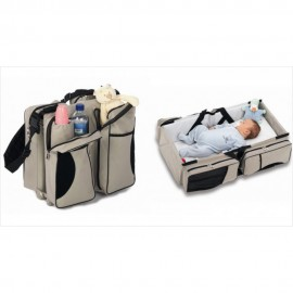 Baby Multipurpose Bed & Bag