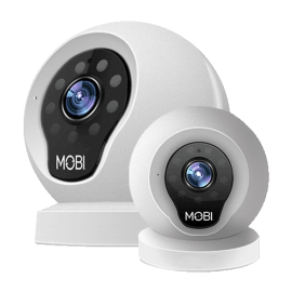 Mobicam Wifi Baby Monitor &...