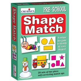 Shape & Colour Match