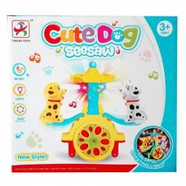 Cutedog Seesaw Toy