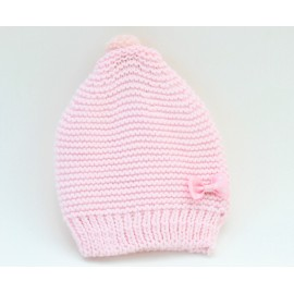 Knitted Baby Cap