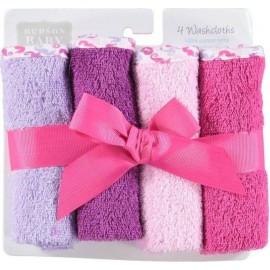 4pcs Hudson Wash Cloth