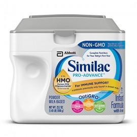 Similac Pro Advance Formula (0-12mth) 658g