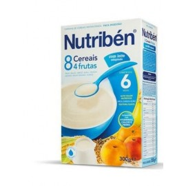 Nutriben 8 Cereals 4 Fruits...