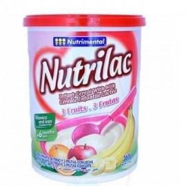 Nutrilac 3 Fruits (6mth+) 400g
