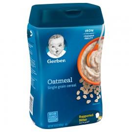 Gerber Oat Cereal 8mth 227g