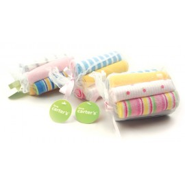 6pcs  Carters Wash Cloth