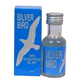 Silverbird Eucalyptus Oil 28ml