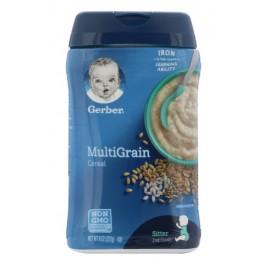 Gerbder Multigrain Cereal 227g