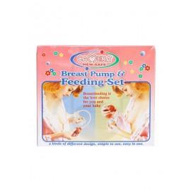 Camera Breast Pump
