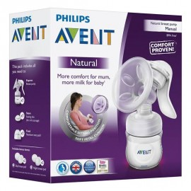 Avent  breast pump manual4