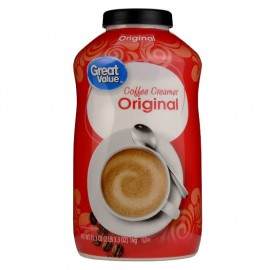 Great Value Coffee Creamer...