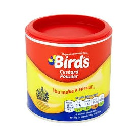 Birds Custard Powder 600g